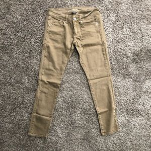 Tan American Eagle Jeans